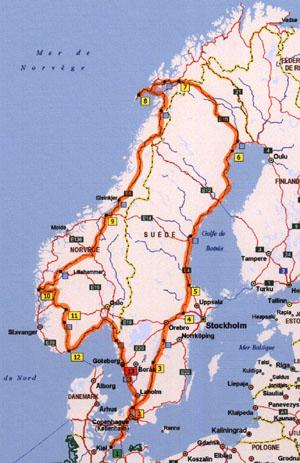 Visiter La Norvege En Camping Car